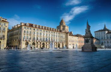Turin - Piazza Castello